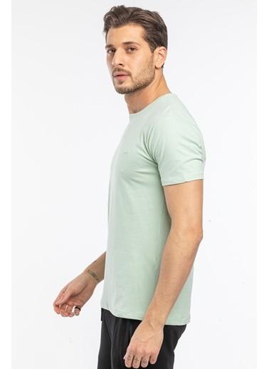 Slazenger Slazenger SANNI Erkek T-Shirt  Renkli